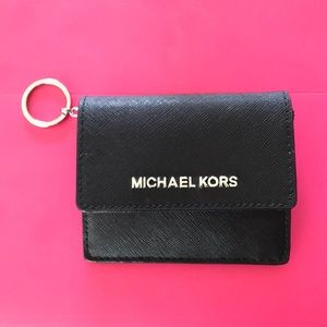 NWT Michael Kors  Wallet Black